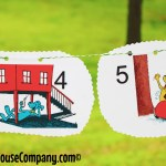 Go Dog Go Hanging Banner Diy Idea For Your Preschool Classroom Decorat Dog And Mouse Company