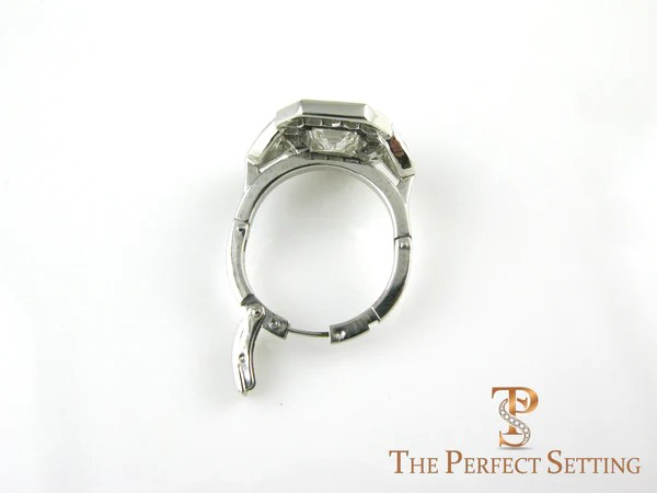 Finger Fit Adjustable Shank Band The Perfect Setting