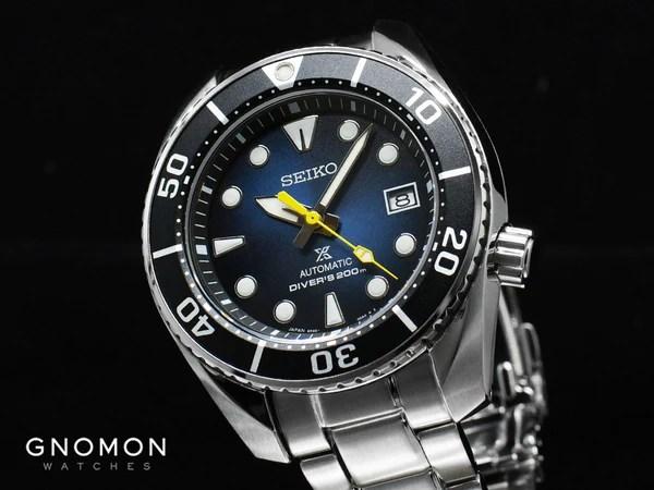 Prospex 200M Automatic Deep Blue Sumo Sapphire 3rd Gen Ref. SBDC099 – Gnomon Watches