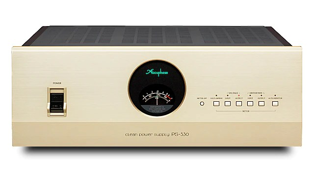 Accuphase PS-530 Power Supply – Planet of Sound