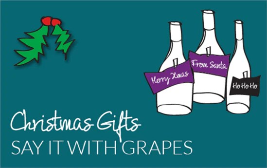 Christmas Wine Gifts Online