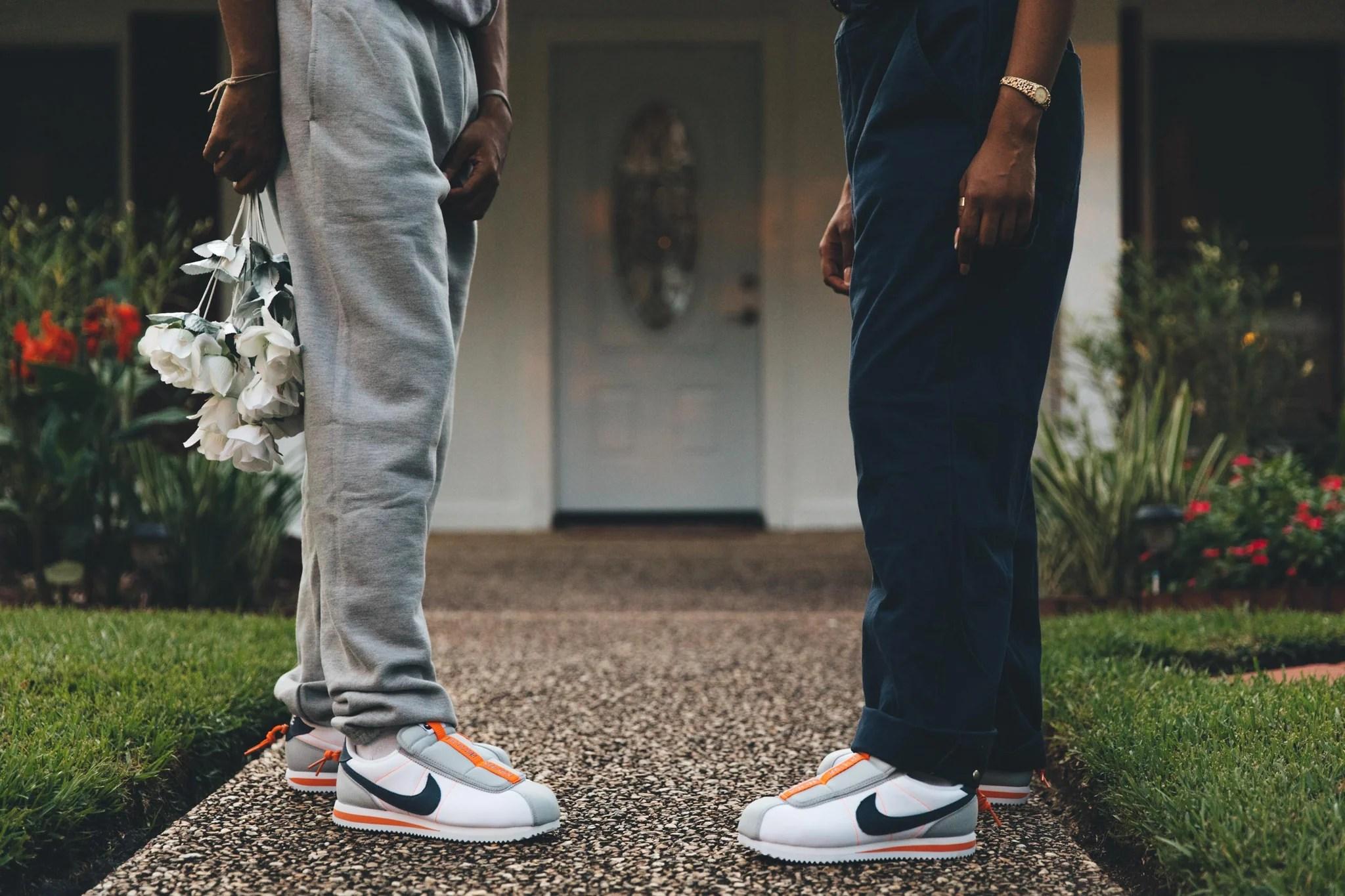 Nike Cortez Kenny IV  Sneaker Politics