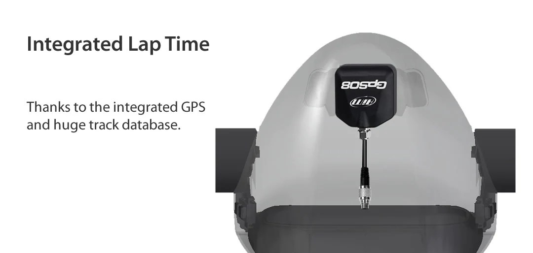 Integrated Lap Time