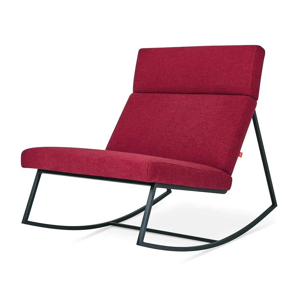 cheap modern rocking chair cover hire in essex gt rocker chairs gliders gus stockholm merlot