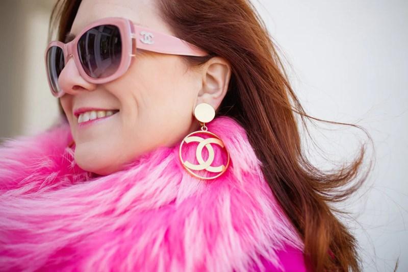pretty in pink the vintage contessa