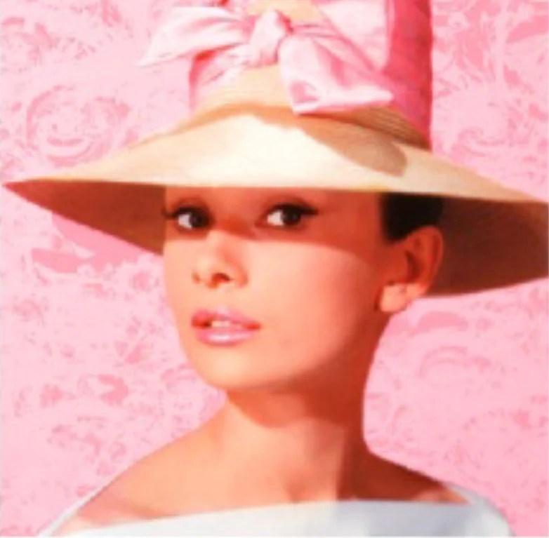 audrey hepburn pretty in pink the vintage contessa