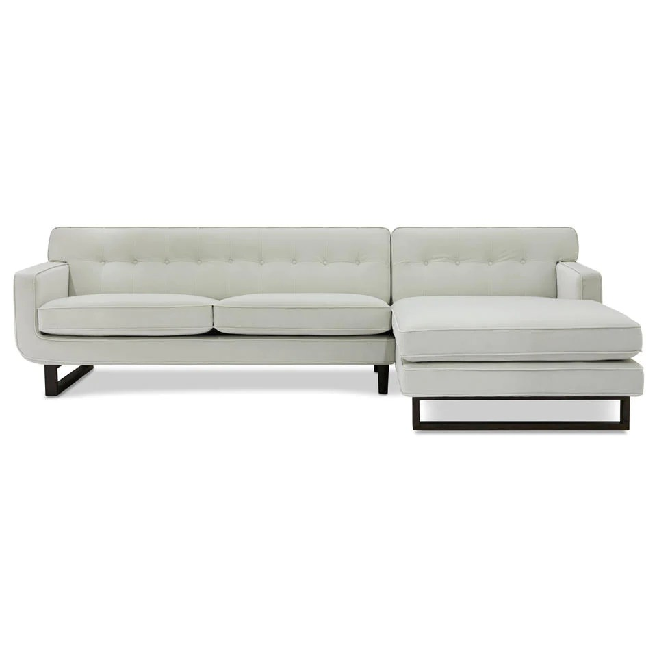 marco cream chaise sofa by factory outlet camas baratos en bucaramanga modern furniture store calgary edmonton stores near me special buy oyster velvet fabric left hand facing sectional with button tufting