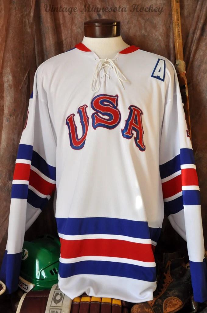 19681972 Team USA Home Jersey  Classic MN Hockey