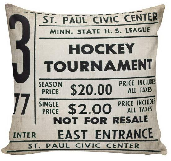 1977 state tournament ticket