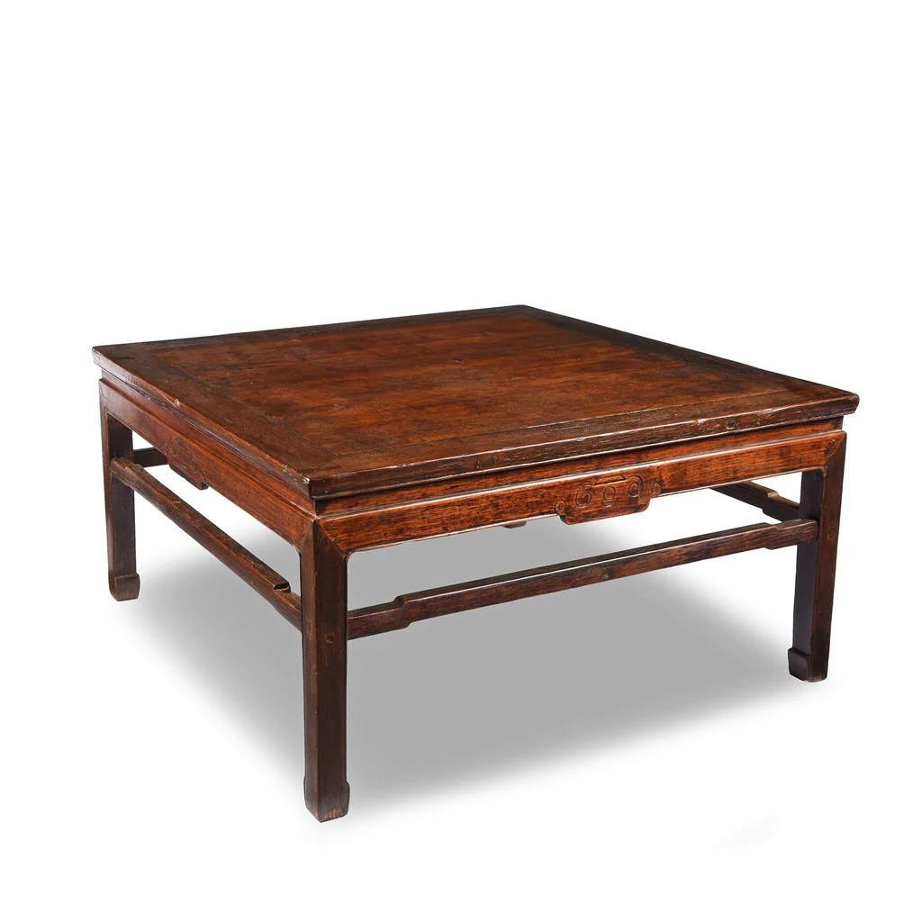 antique rustic coffee tables indian