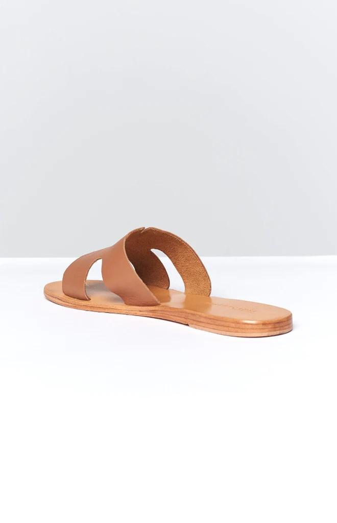 Just Because Agonda Sandal Tan 7