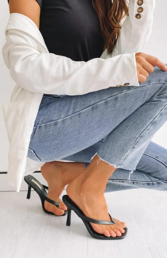 Billini Solana Heels Black 14