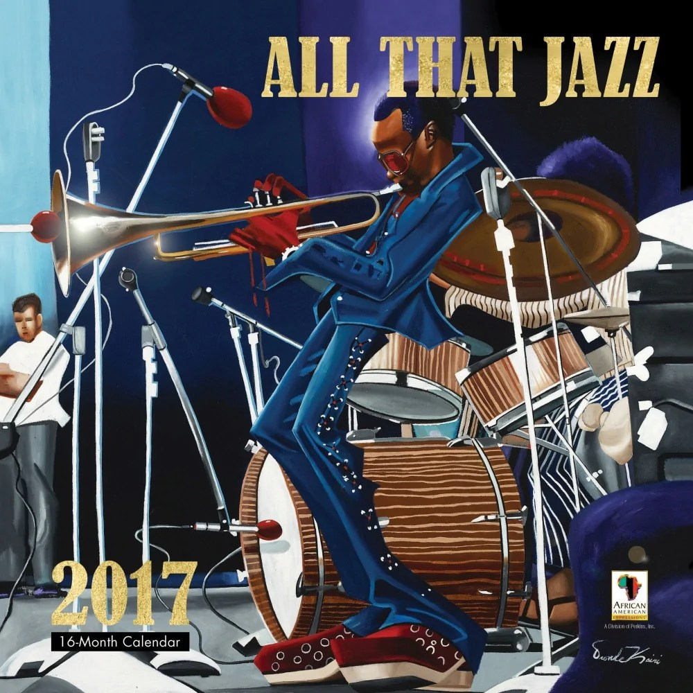 Jazz Art Of Lonnie Olliverre 2017 African