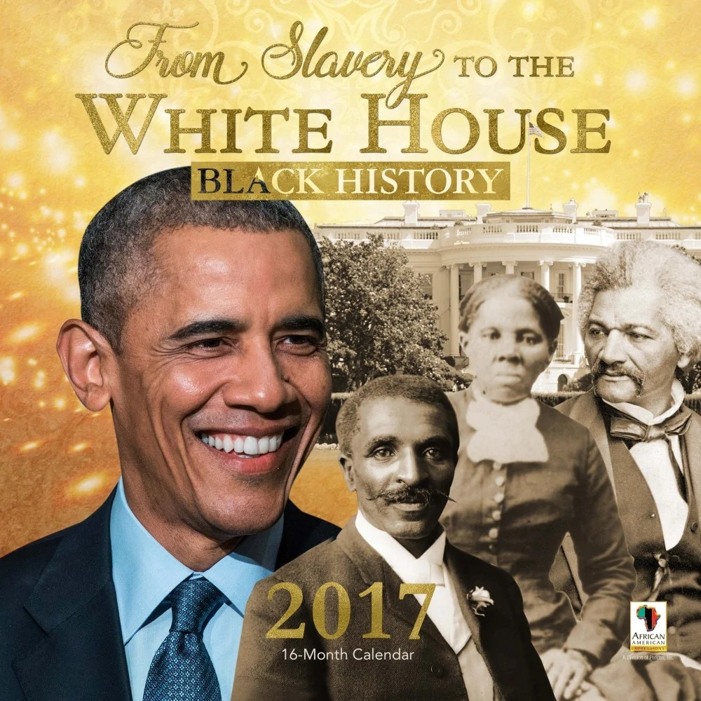 2017 Black History Month African American