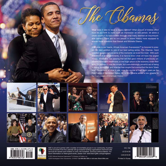 remembering the obamas