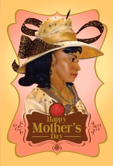 Happy Mother's Day African American Mother's Day Card