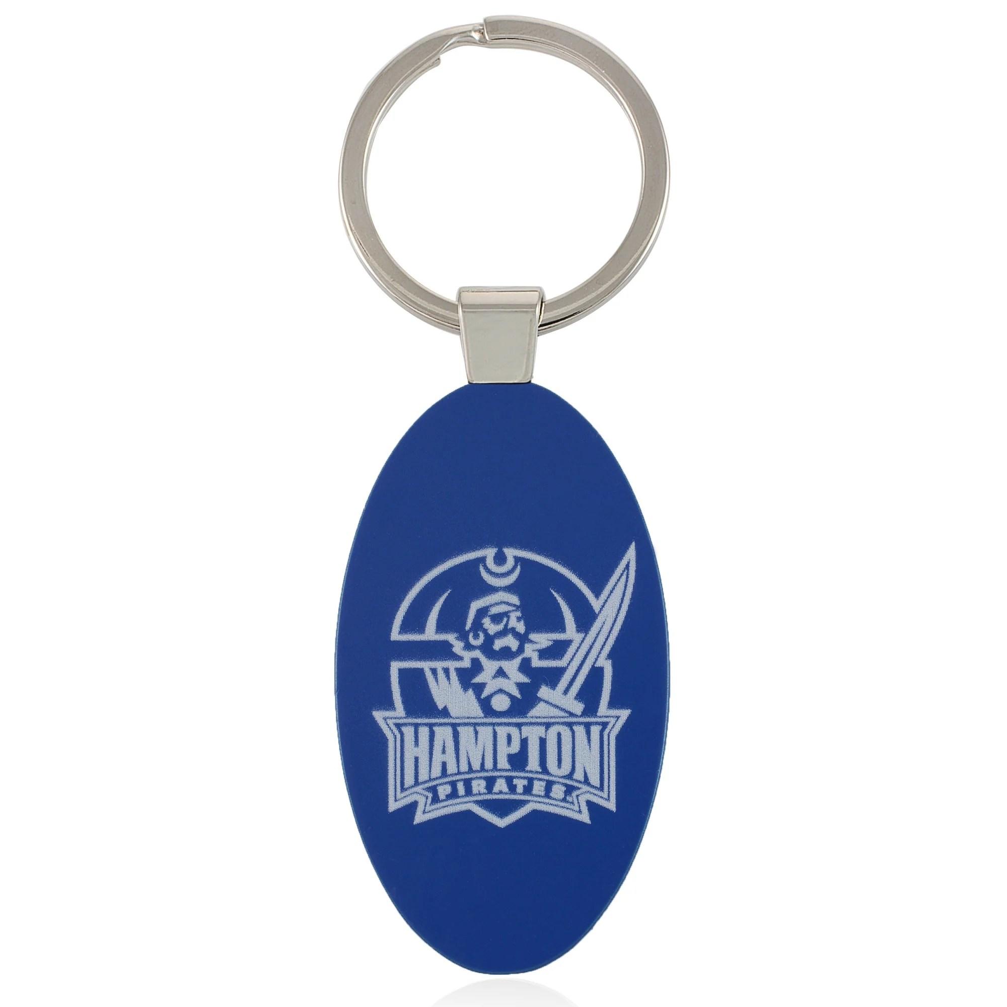 hampton university pirates key