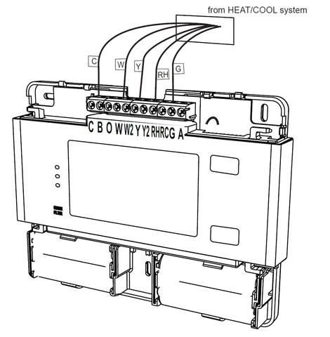 Wiring Diagram Thermostat