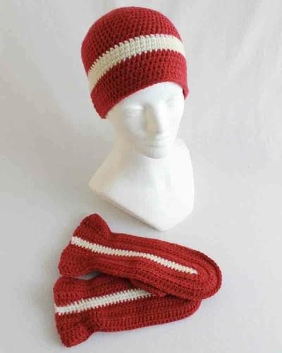 Super Easy Hat And Mitten Set Crochet Pattern Maggies