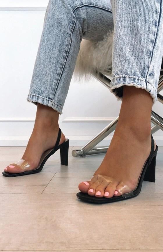 Sirela Heels Black 13