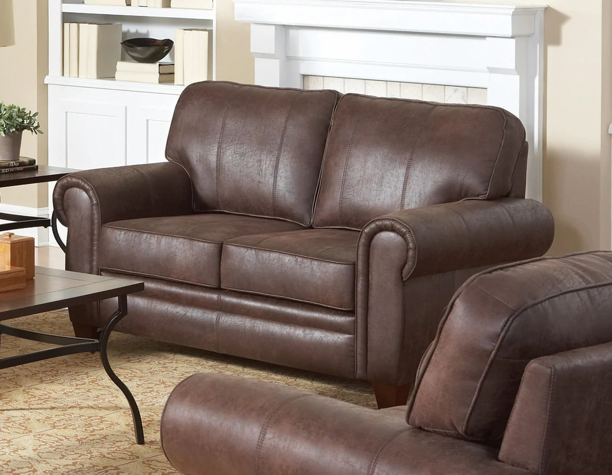microfiber living room furniture tv ideas traditional brown leather like set best for