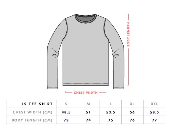 Sizing chart also deus ex machina europe rh shopuscustoms