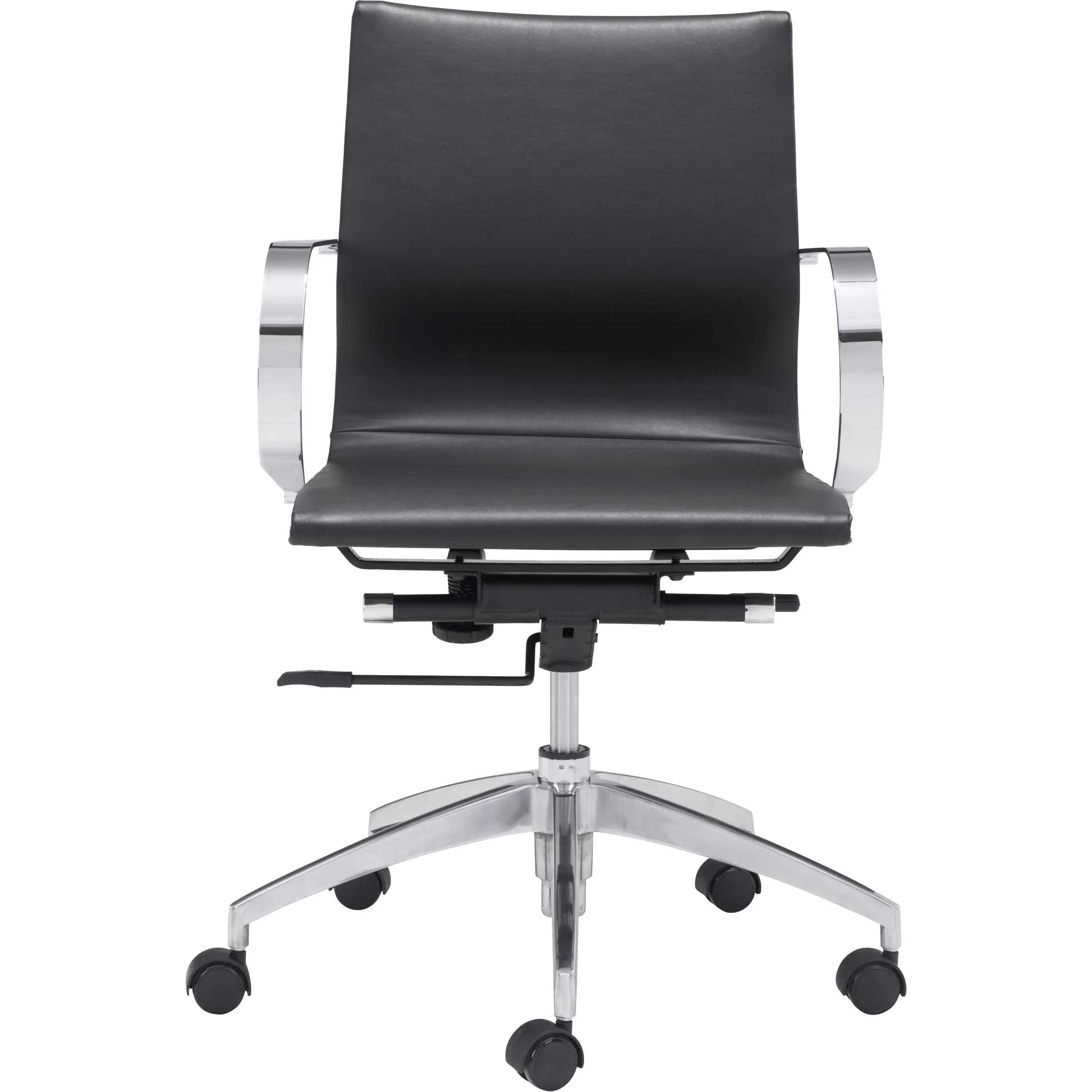 Low Back Office Chair Graham Low Back Office Chair Black