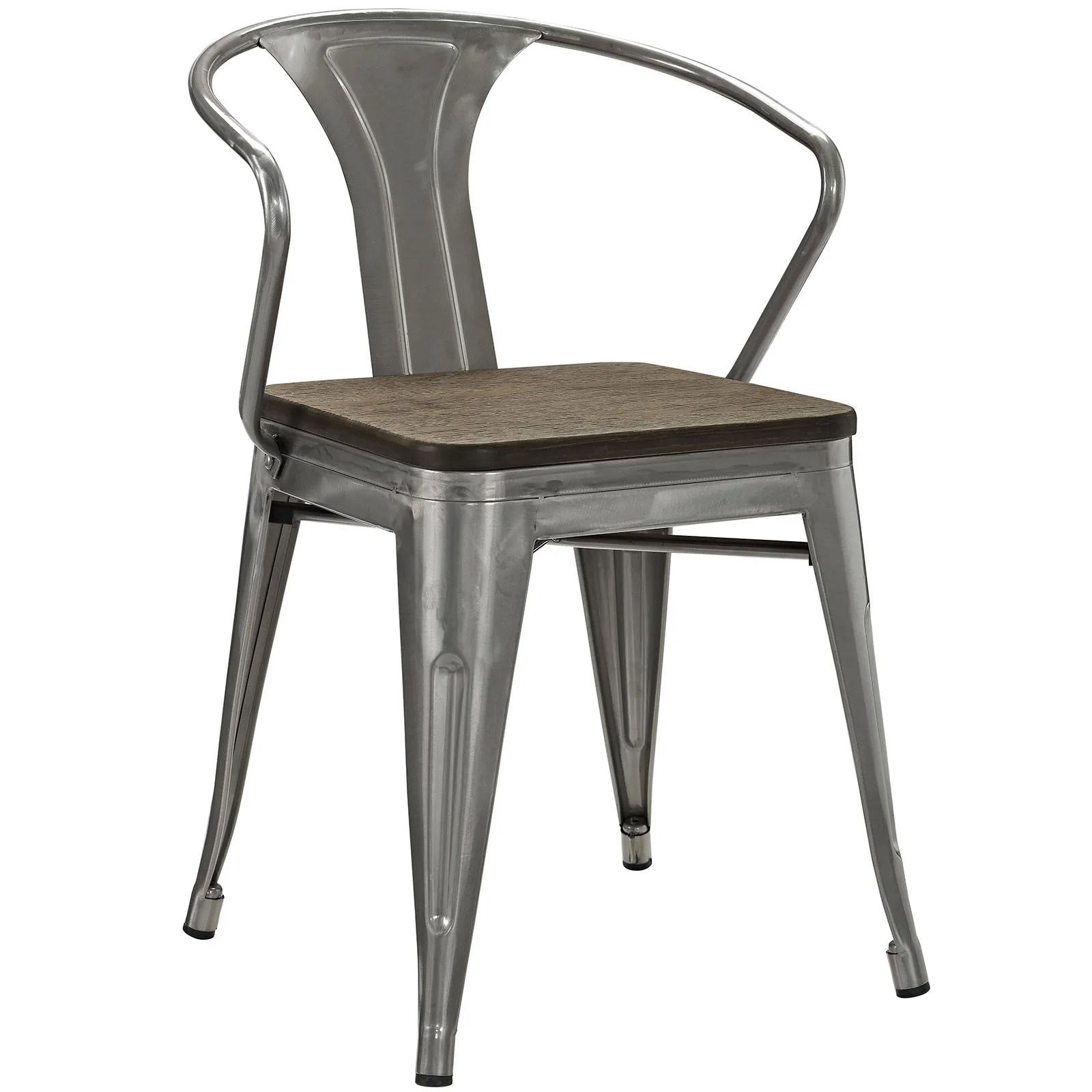 Bamboo Dining Chair Panora Bamboo Dining Chair Gunmetal Froy