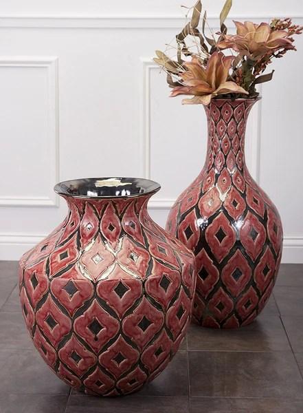 Ashley Oversized Tall Floor Vase  FROY