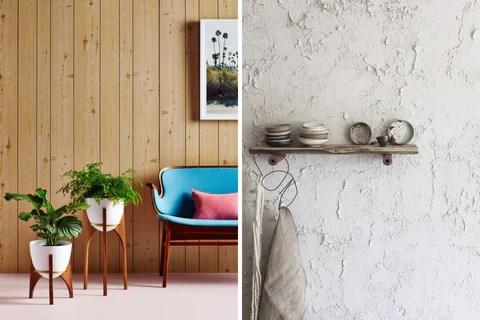 comment recouvrir vos murs textures
