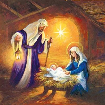Nativity Religious Christmas Cards British Lung Foundation British Lung Foundation