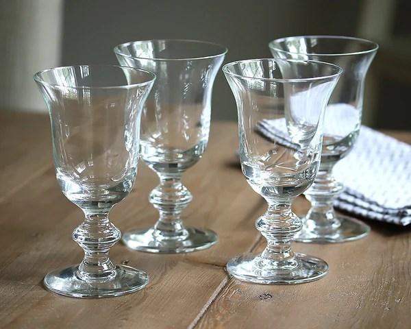 La Rochere French Wine Glass  Set of 6  Cassandras Kitchen