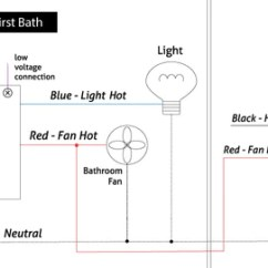 Bathroom Exhaust Fan Wiring Diagram How To Read Electrical Control Diagrams Faqs Aircycler Any Time The Fanconnect Switch Is Turned On Both Fans Will Run And That As Well Following Delay Be Counted Ventilation At