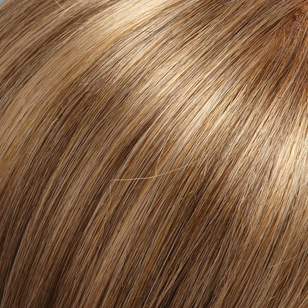 Medium Brown Hair Light Blonde Highlights