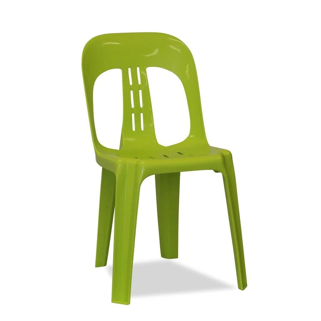 stackable resin chairs green glider rocking chair plastic stacking barrel lime nufurn