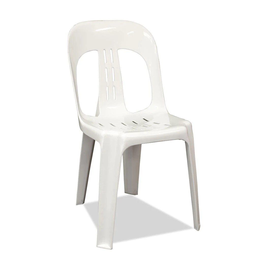 White Barrel Chair Plastic Stacking Chairs Barrel White Nufurn