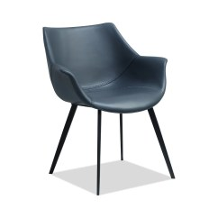 Metal Tub Chairs Acrylic Chair With Cushion Archer Legs Restaurant And Bar Furniture Nufurn Commercial