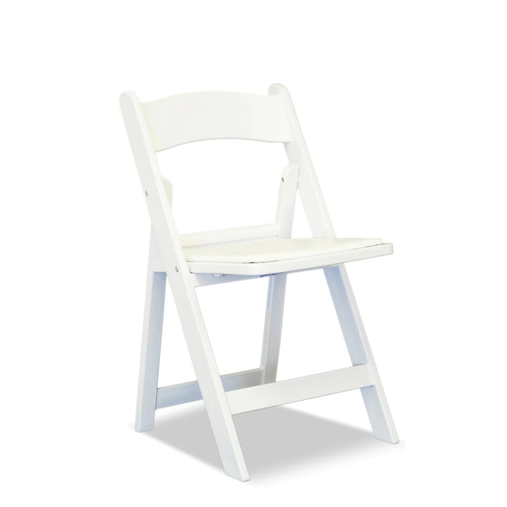 resin folding chairs for sale wicker desk chair americana nufurn gladiator white