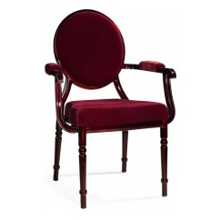 Banquet Chairs With Arms Tufted Cheap Louis Arm Chair  Nufurn Commercial Furniture