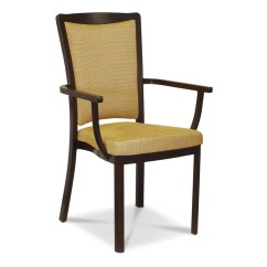 Banquet Chairs With Arms Fishing Chair Forum Waldorf Arm Nufurn Commercial Furniture