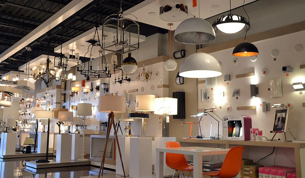 Modern Lighting Showroom  Visit Our Ottawa Store Today