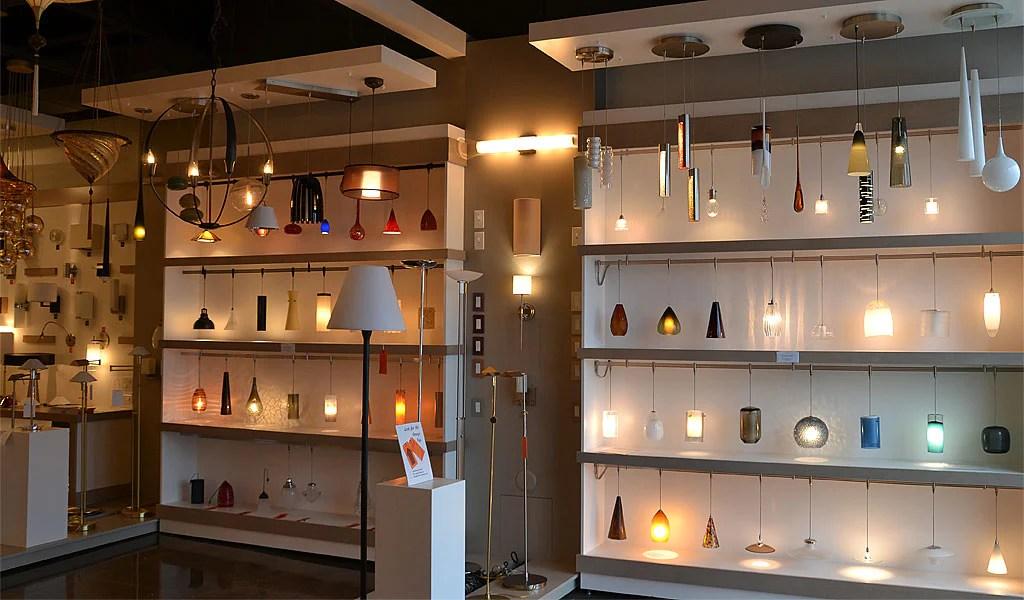 Modern Lighting Showroom Visit Our Ottawa Store Today