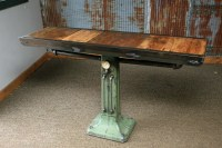 Steampunk Industrial Table, Console, Coffee, Pub , #1212 ...
