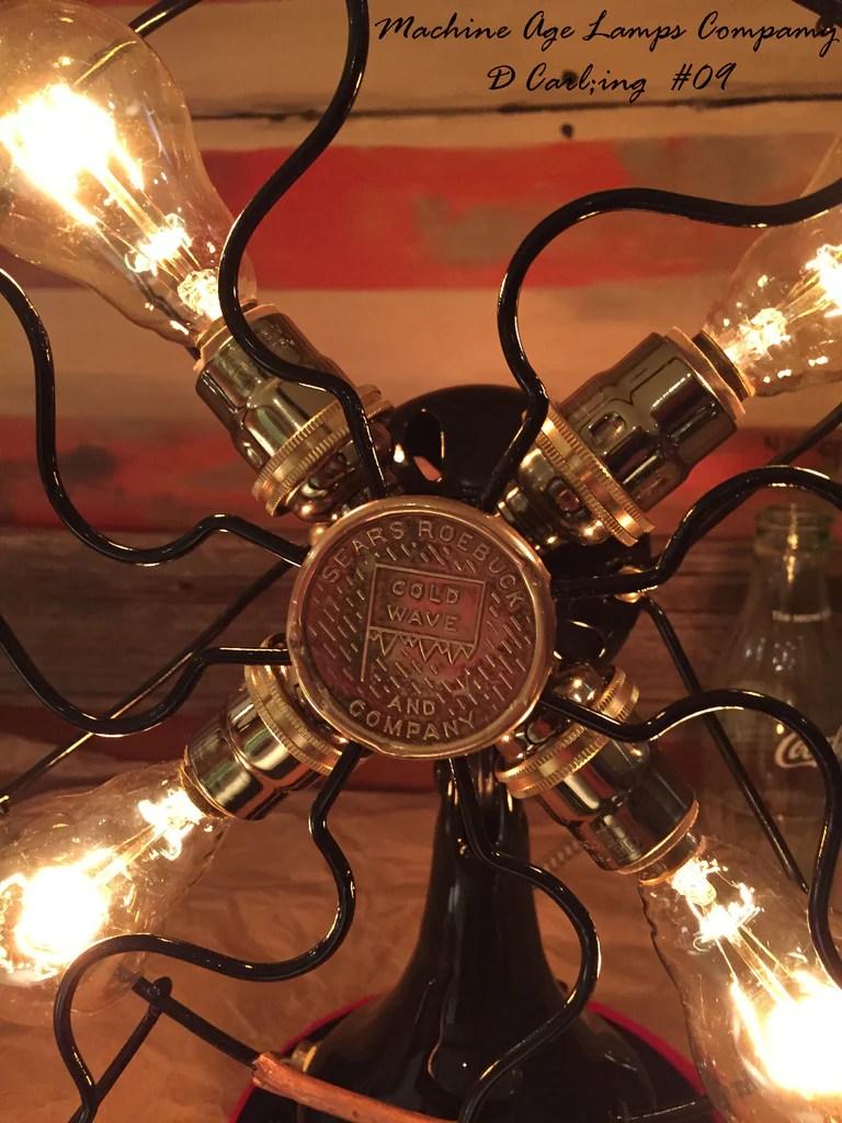 Wiring A Steampunk Lamp