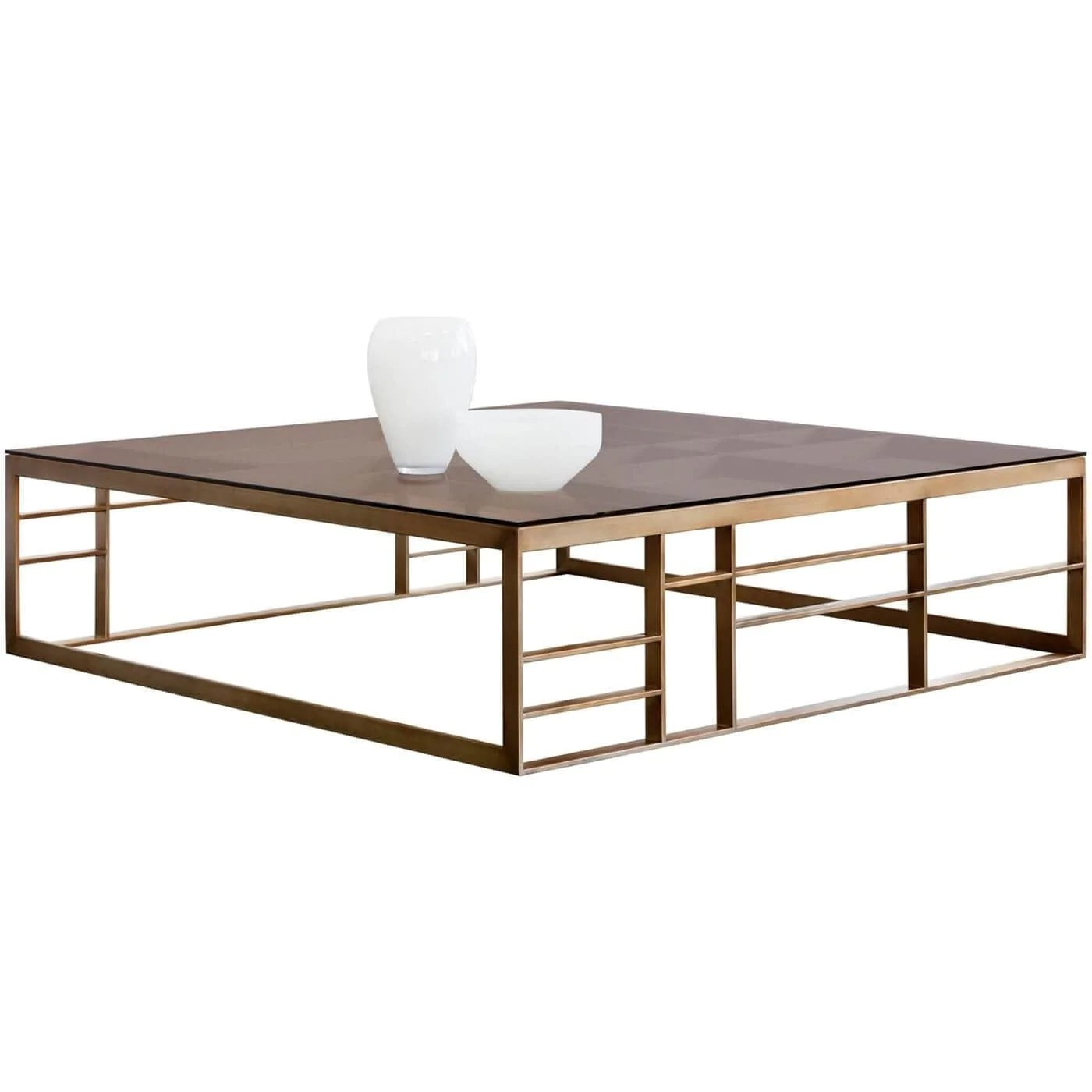 joanna coffee table square antique