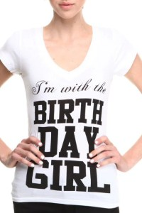 Birthday Shirt- The Hottest Birthday Outfits - Birthday ...