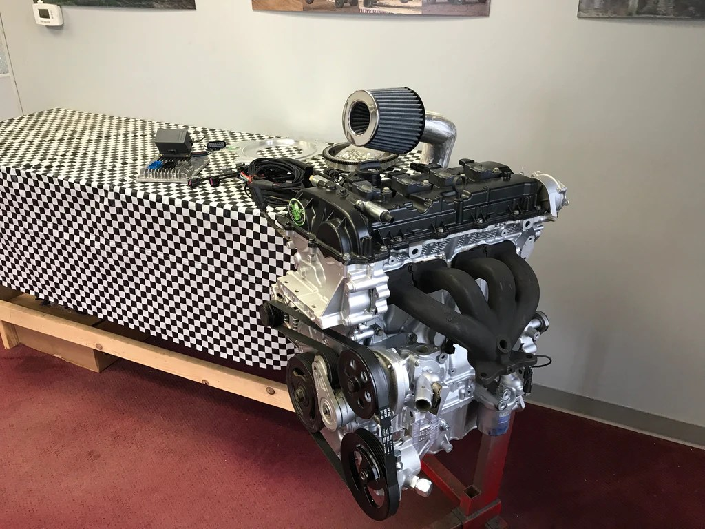 small resolution of afi 2 5l direct injection lcv ecotec swap combo 240hp stage 3