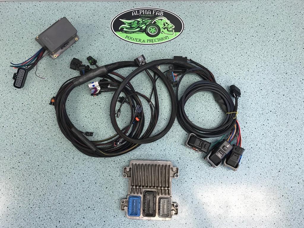 afi 2 0l lsj supercharged ecotec stand alone engine harness ecm [ 1024 x 768 Pixel ]