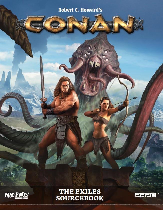 Conan Exiles Pierre De Fer : conan, exiles, pierre, Conan, Exiles, Sourcebook
