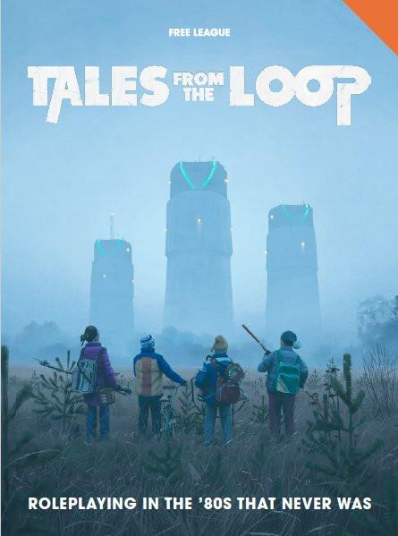 Image result for Tales from the Loop RPG